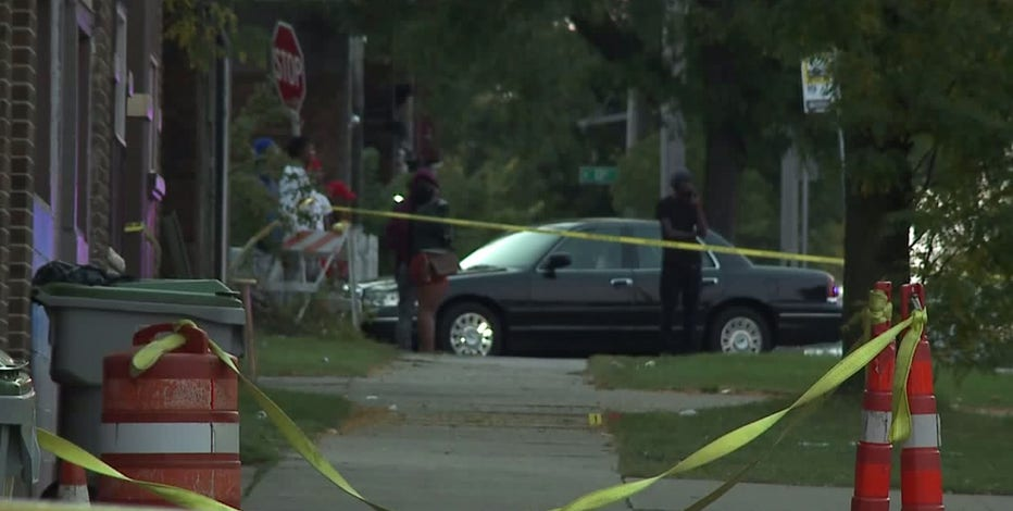 MPD: 50 to 60 rounds fired on Milwaukee's north side, 1 shot
