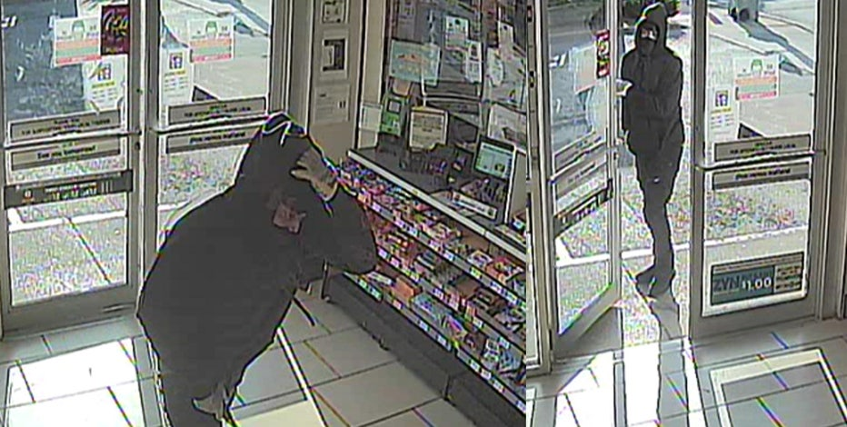Police need help locating suspect in east side armed robbery