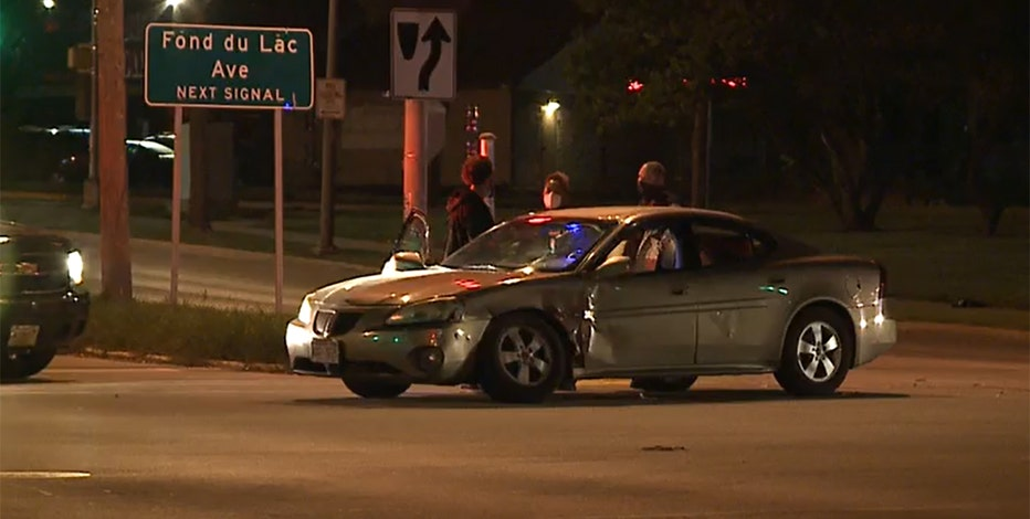 MPD: Woman hurt after vehicle runs red light, causes collision