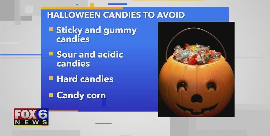 Tricks for keeping teeth healthy while enjoying Halloween treats