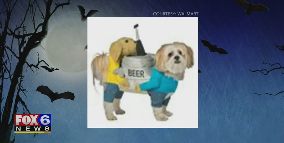 Some 'paw-sitively' fun costumes for dogs