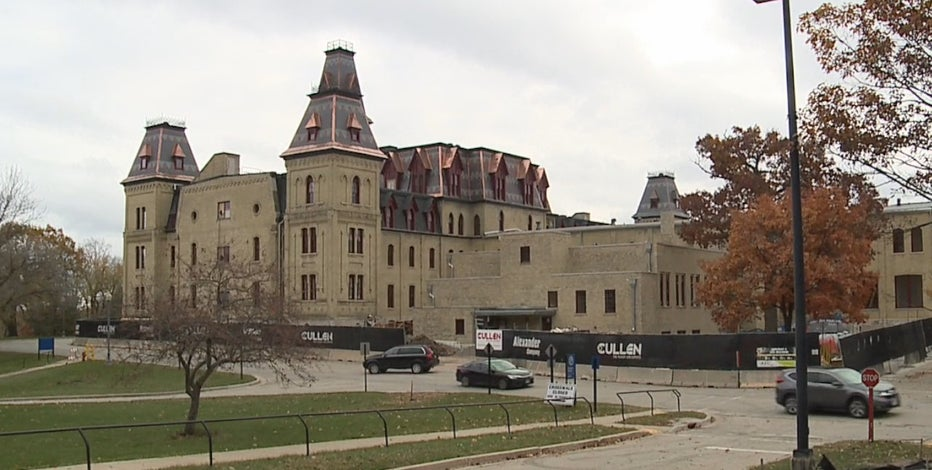 'Old Main:' Historic Milwaukee VA building to house veterans