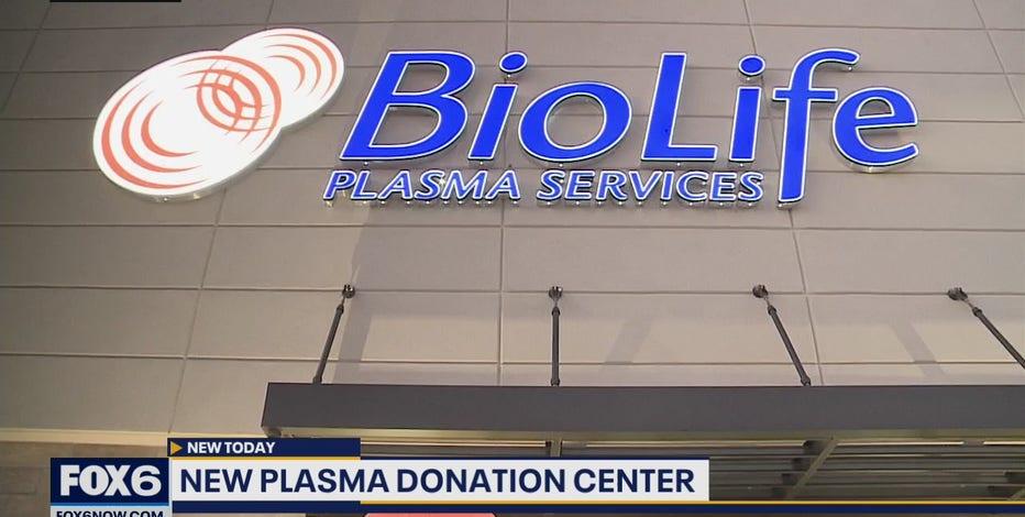 BioLife Plasma Center opens in Greenfield