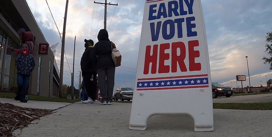 9 days before Election Day, US early votes exceed 2016 total