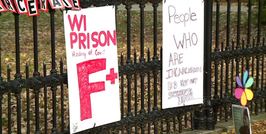 Group demands Evers take action amid prison COVID-19 outbreaks