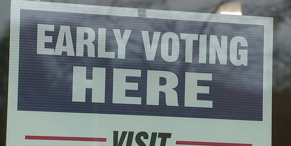 Turnout remains strong on 2nd day early in-person voting