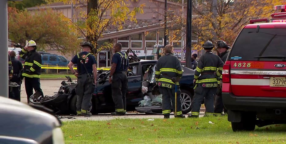 MPD: 1 killed in crash near 76th and Appleton in Milwaukee