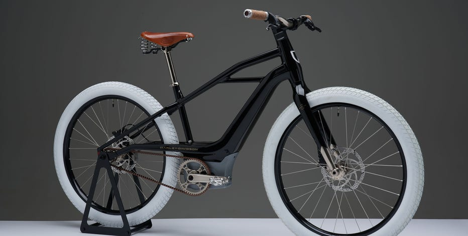 Harley-Davidson unveils Serial 1 Cycle Company, maker of eBicycles