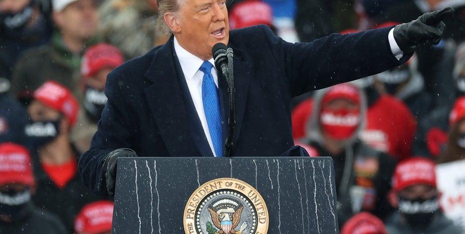 President Trump to campaign in Kenosha Monday