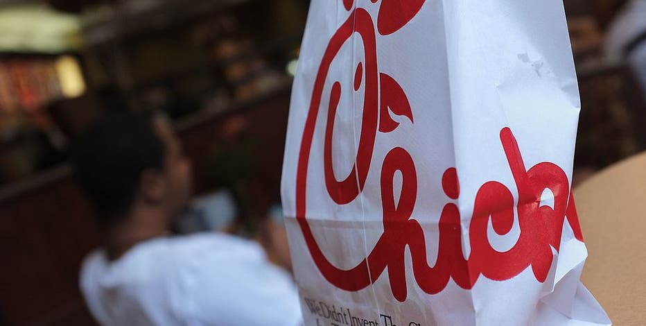 Spicy chicken choices hit select Chick-fil-A menus in test expansion