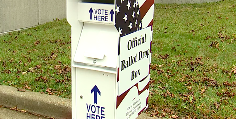 New permanent ballot drop boxes installed around Milwaukee