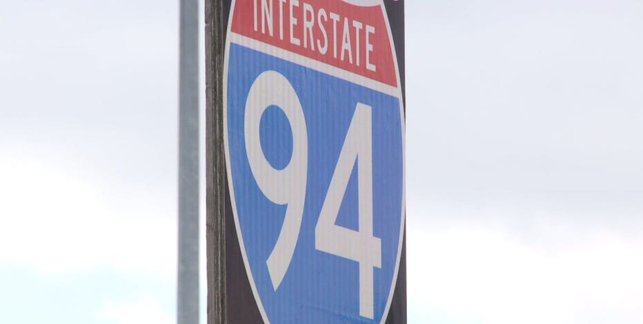 State Patrol: OWI driver hit 2 vehicles on I-94, kept driving