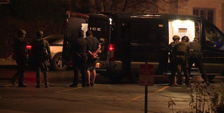 Wauwatosa police arrest 24 during 2nd night of protests