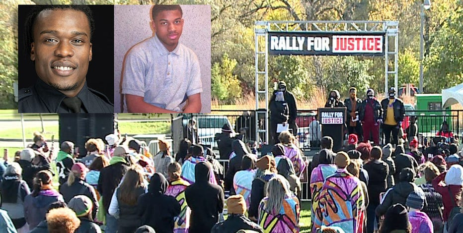 Jay-Z's Team ROC hosts rally for Alvin Cole at Hart Park