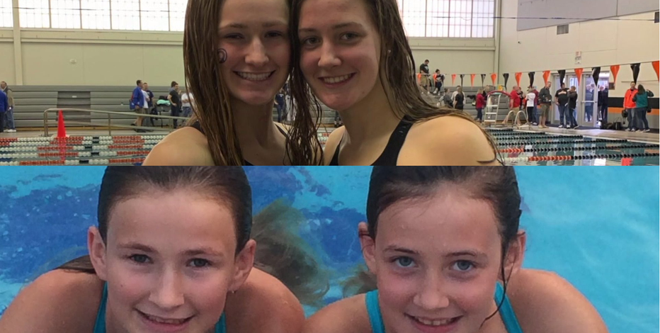 Tiltmann sisters a force in the pool for Brookfield East