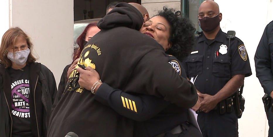Community organizations create 'Milwaukee Police Appreciation Day'