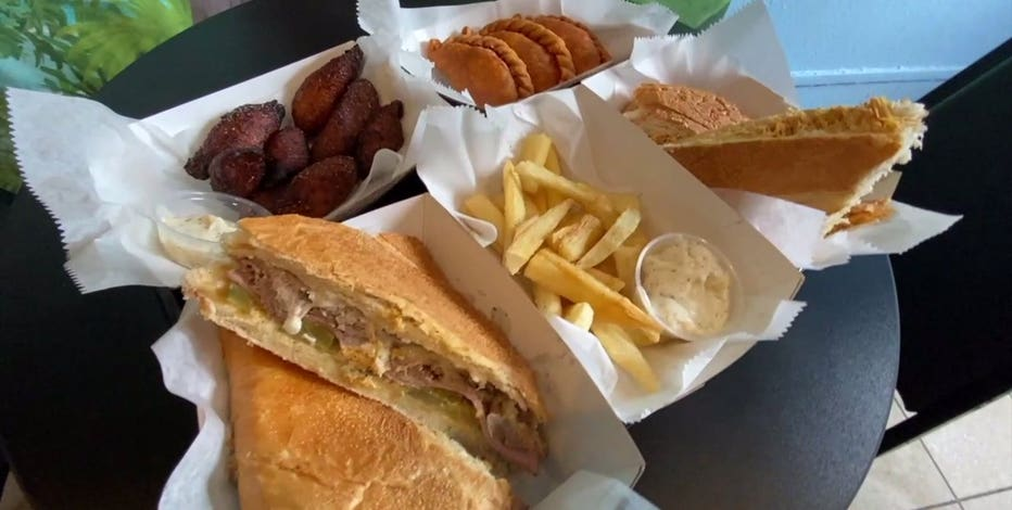 'Packed with flavor:' Cuban café opens in Franklin amid pandemic