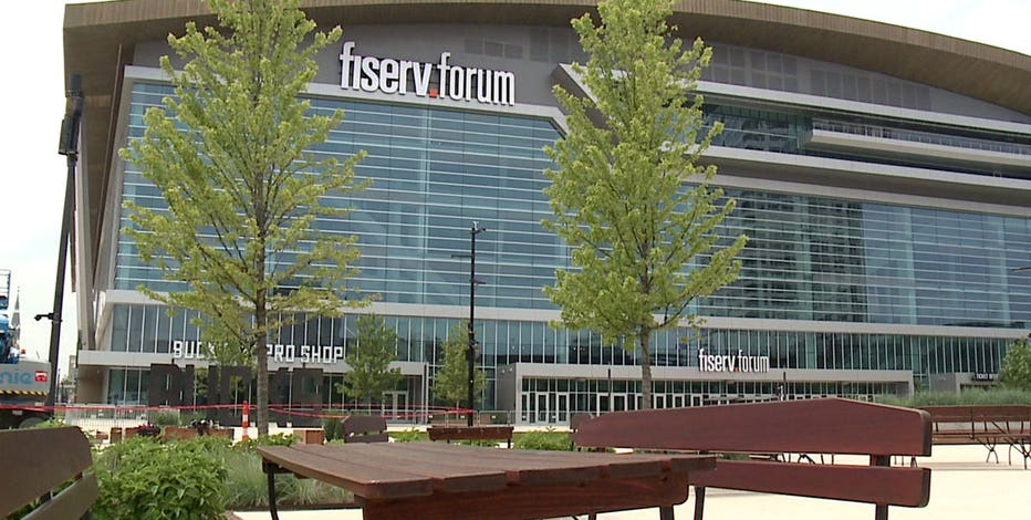 Fiserv Forum to host regional 2025 NCAA Div. 1 men's basketball