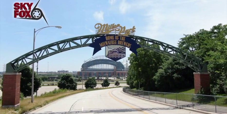 Miller Park will become main COVID-19 test site as Guard moves out