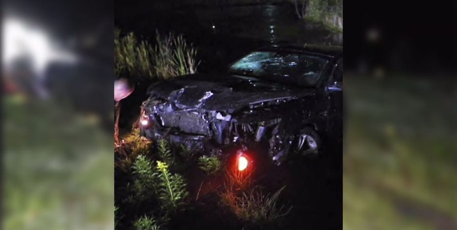 Off-duty Grafton police officer cited for OWI after crash