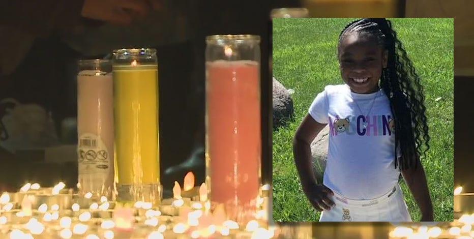 Vigil held for girl killed in Milwaukee hit-and-run