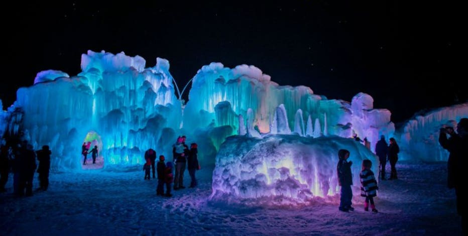Ice Castles coming back to Lake Geneva with COVID-19 changes