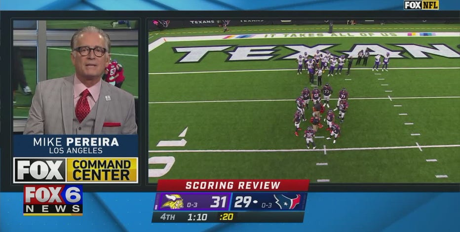 'So excited:' One-on-one with FOXSports rules analyst Mike Pereira
