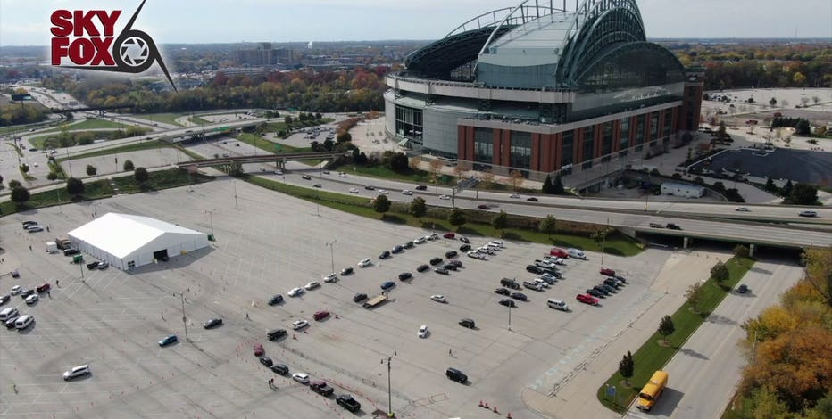 COVID-19 testing at Miller Park expanded to Saturdays