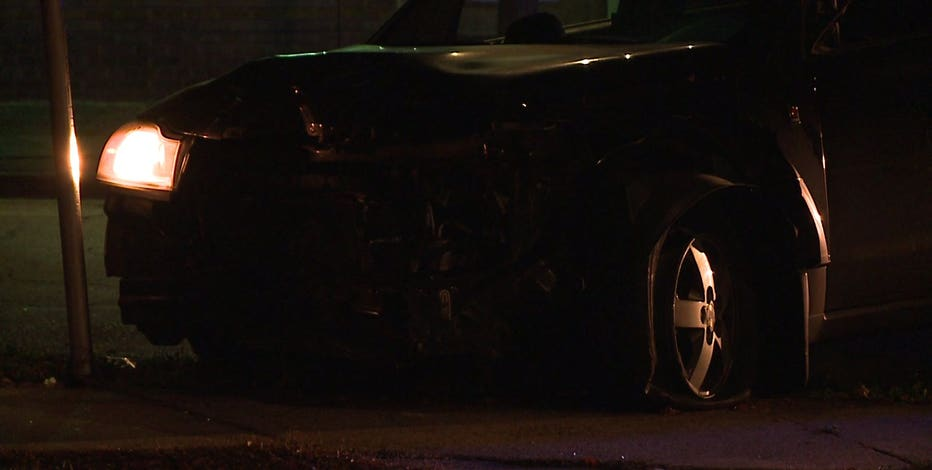 Pedestrian in critical condition after hit-and-run on north side