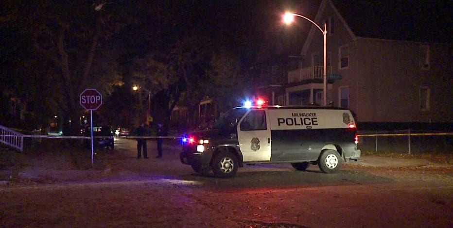 Police: 1 dead, 2 wounded following separate shootings in Milwaukee