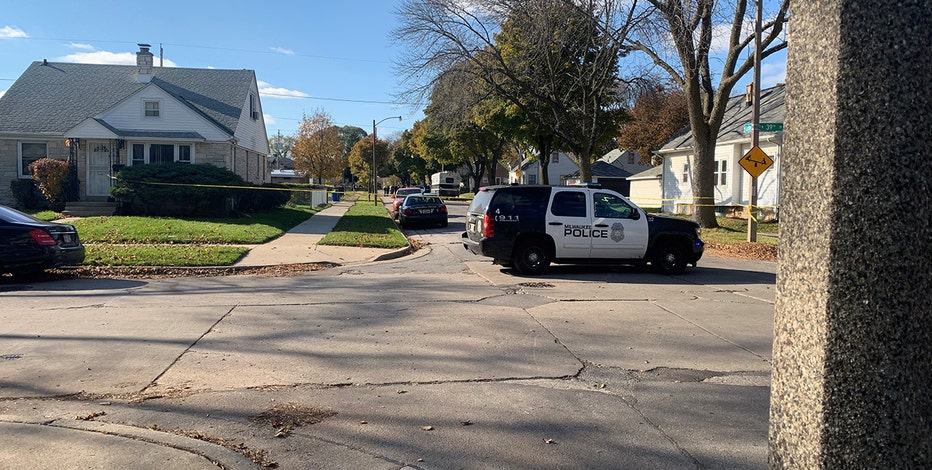 MPD: Suspects crashed into police vehicle on north side, shots fired