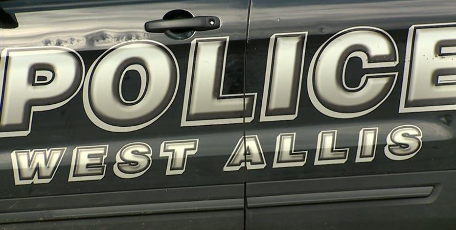 West Allis police squad involved in crash, officer uninjured