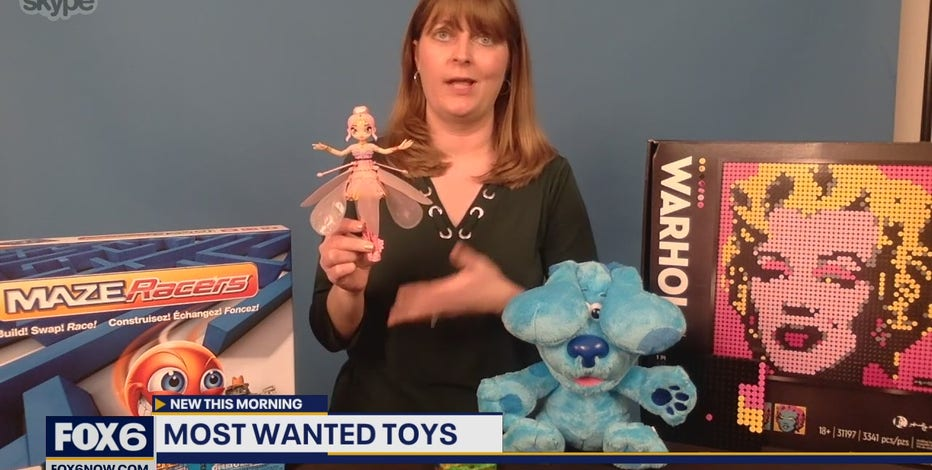 Have you started your holiday shopping? Most wanted toys list for 2020