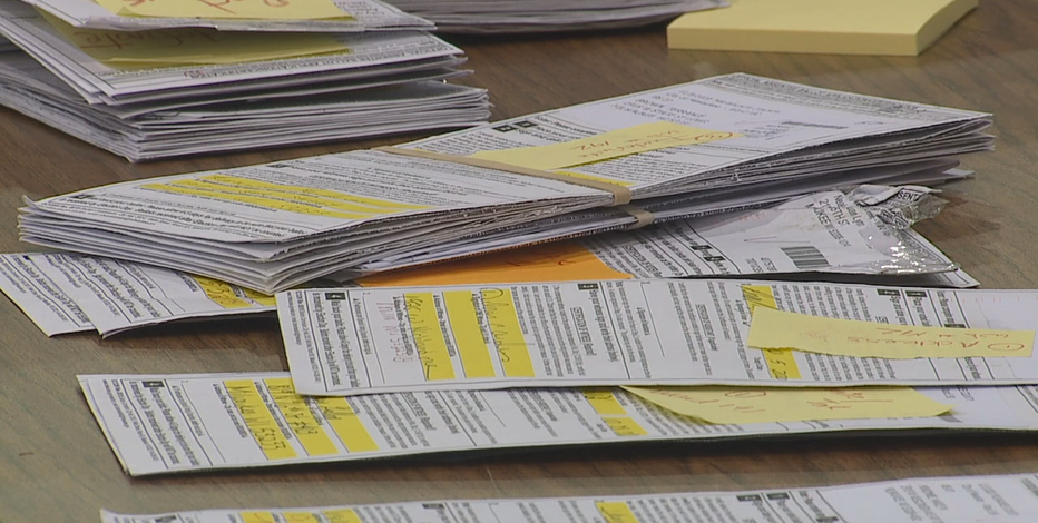 Wisconsin county spent nearly $730K on presidential recount