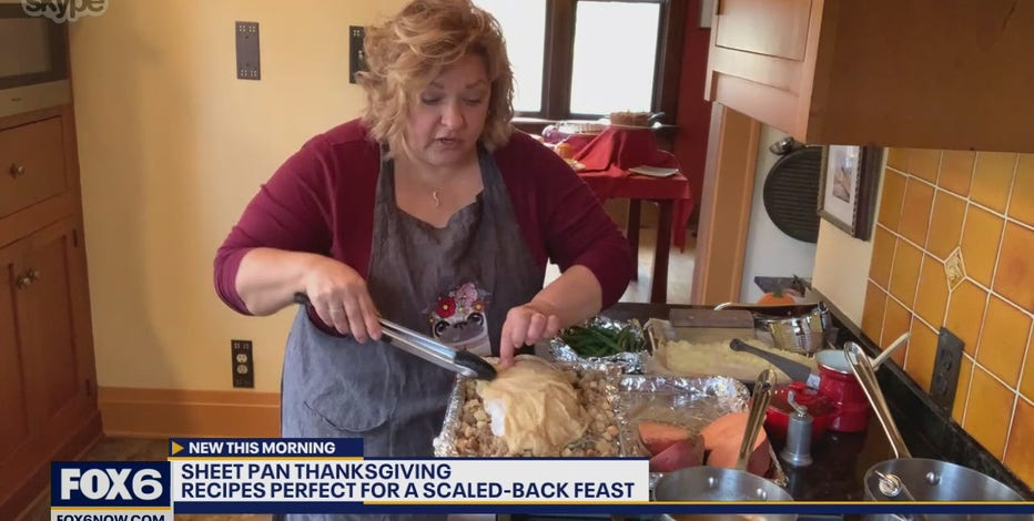 A few scaled-back versions of some favorite Thanksgiving dishes