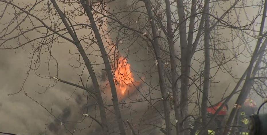 'We will rebuild:' No injuries as Thiensville staple 'the cheel' burns