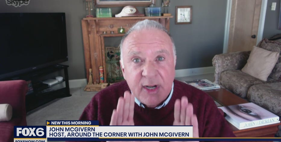 Thanksgiving is 2 weeks from today! John McGivern talks turkey
