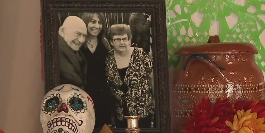 Flores Hall hosting Day of the Dead celebrations all week