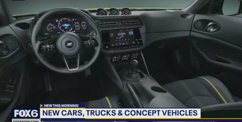Many auto shows have been canceled due to COVID-19, but not new vehicles