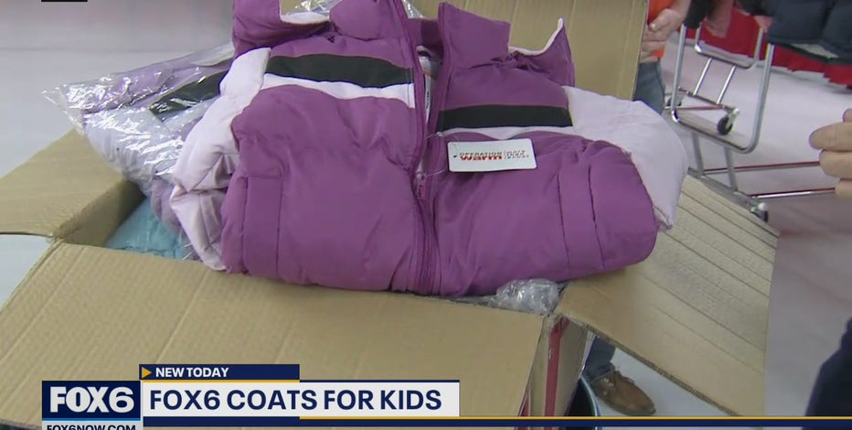 FOX6 Coats For Kids is back and we're once again looking for help