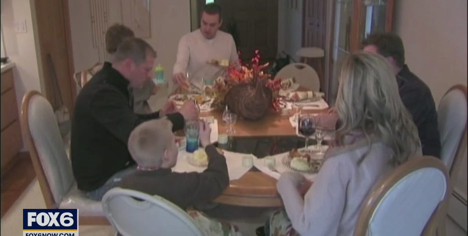 CDC recommends limiting Thanksgiving gatherings due to COVID-19