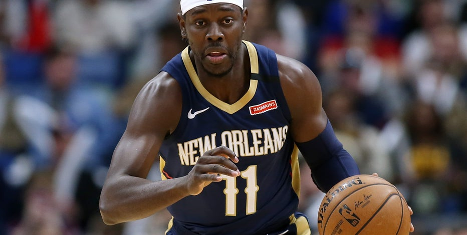 Jrue Holiday says Bucks' trade made him feel 'wanted'