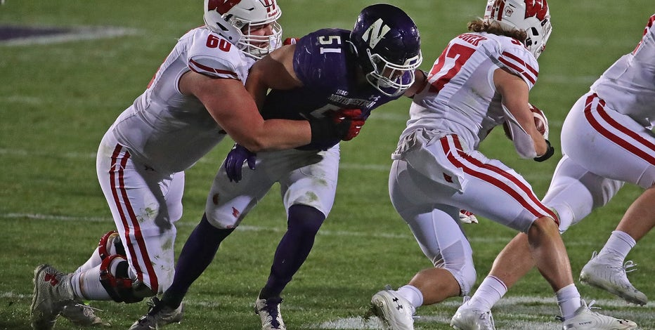 Badgers fall to Northwestern 17-7 in Big Ten West showdown