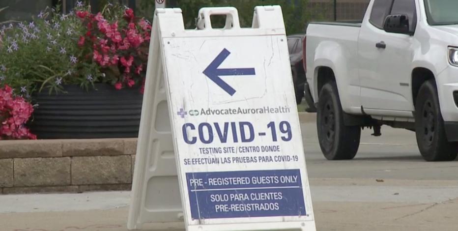 New Milwaukee COVID testing center opens