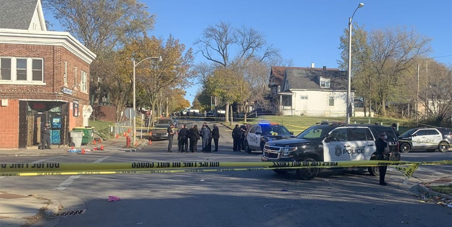 Police: 1 killed, 2 injured in Milwaukee triple shooting