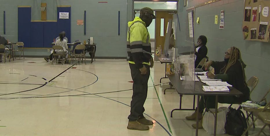 Smooth voting operation in Milwaukee, according to poll workers