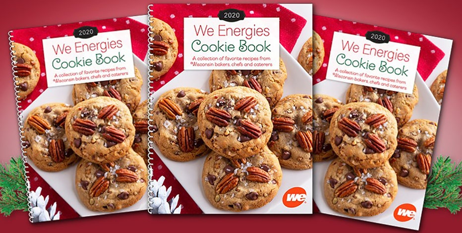 2020 We Energies Cookie Book to be available online Nov. 4
