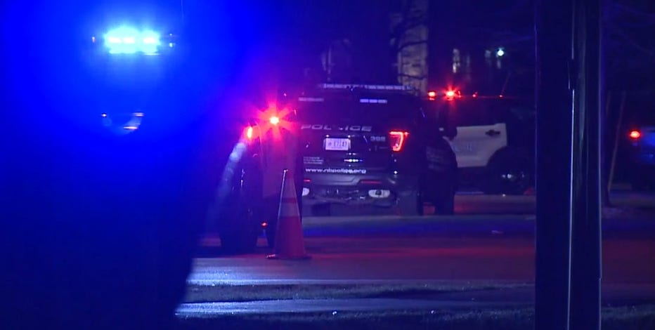 Man shot while walking to parked vehicle in Brookfield, 1 in custody