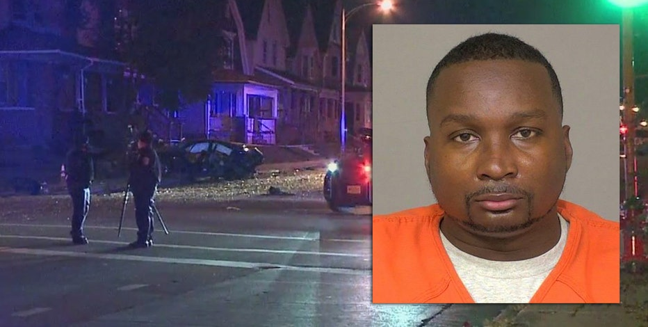Man charged in crash that killed 3; car was going 87 mph on impact