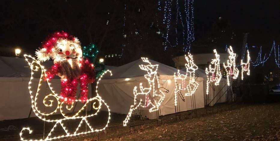 Holiday Lights Festival to illuminate downtown Milwaukee
